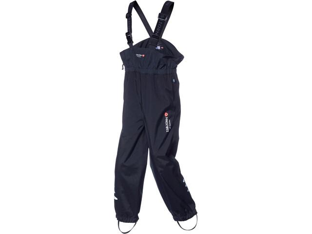 Isbjörn Kuling Hard Shell Pants Kids black